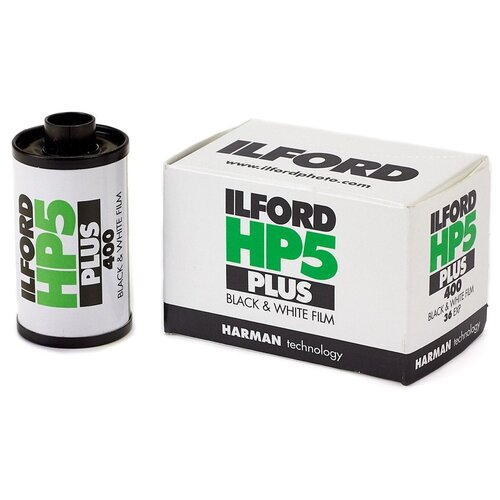 Фото - Фотопленка Ilford HP5 PLUS 400/36 фотопленка ilford kentmere 400 36
