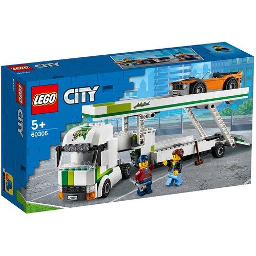 Купить Конструктор LEGO City 60305 Автовоз, Конструкторы