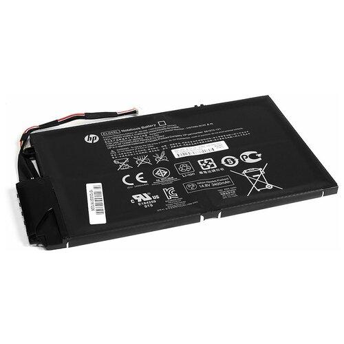 Аккумулятор для ноутбука HP Envy 4-1000 Series. 14.8V 3400mAh PN: EL04XL, TPN-C102