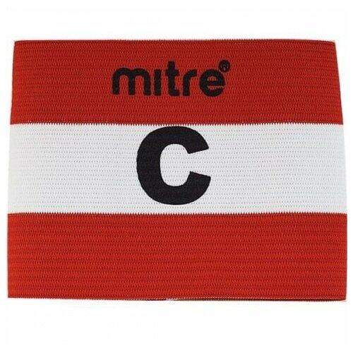 Капитанская повязка Mitre арт. A4029ARF8 капитанская повязка adidas fb capt armband cf1053