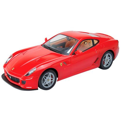 Фото - Легковой автомобиль MJX Ferrari 599 GTB Fiorano (MJX-8207) 1:10 47 см красный радиоуправляемые игрушки mjx радиоуправляемый автомобиль 1 20 ferrari california