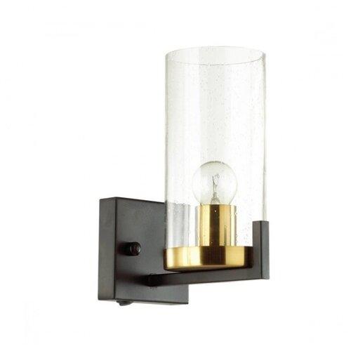 Бра Odeon Light Kavo 4817/1W, с выключателем, 60 Вт люстра odeon light kavo 4817 8 e27 480 вт