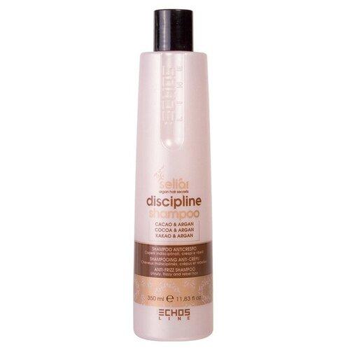 Купить Echosline шампунь Seliar Discipline для непослушных волос, 350 мл