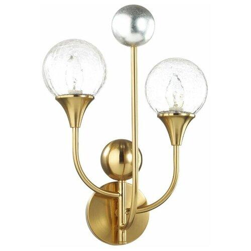 Фото - Настенный светильник Odeon Light Kelli 4785/2W, E14, 80 Вт настенный светильник odeon light foscara 4719 2w 80 вт