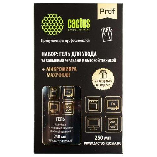 Фото - Набор cactus CSP-S3004B чистящий гель+сухие салфетки для экрана, для оргтехники гель лак для ногтей planet nails planet nails pl009lwanhe8
