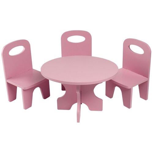 Фото - PAREMO Набор мебели для кукол Классика (PFD120) розовый paremo набор мебели для кукол цветок pfd120 45 pfd120 46 pfd120 44 pfd120 42 pfd120 43 белый фиолетовый
