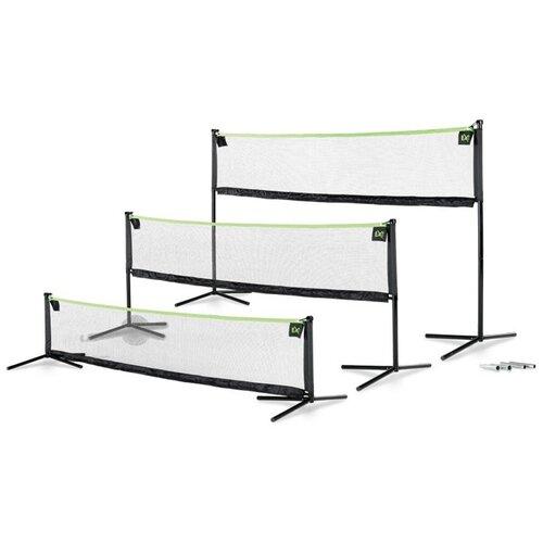 Спoртивнaя ceткa 300 см для волейбола, бадминтона и тенниса от EXIT TOYS