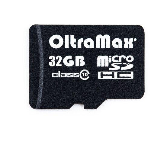 Фото - Карта памяти OltraMax microSDHC Class 10 32 GB карта памяти oltramax microsdhc class 10 32 gb