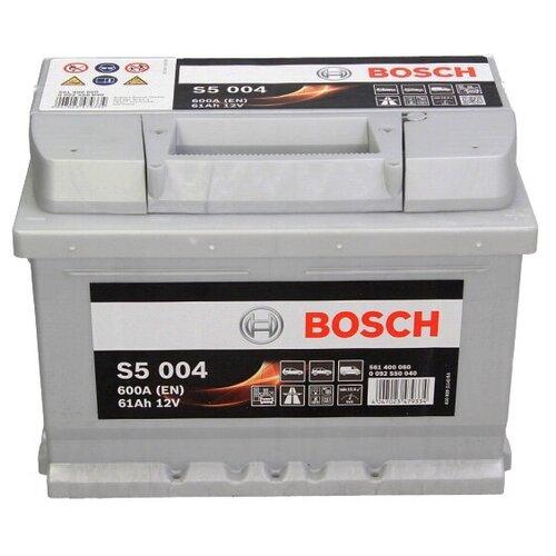 Автомобильный аккумулятор Bosch S5 004 (0 092 S50 040)