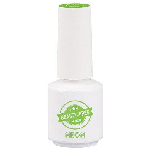 Фото - Гель-лак для ногтей Beauty-Free Neon, 8 мл, Зеленый неон гель лак для ногтей beauty free gel polish 8 мл оттенок вишневый