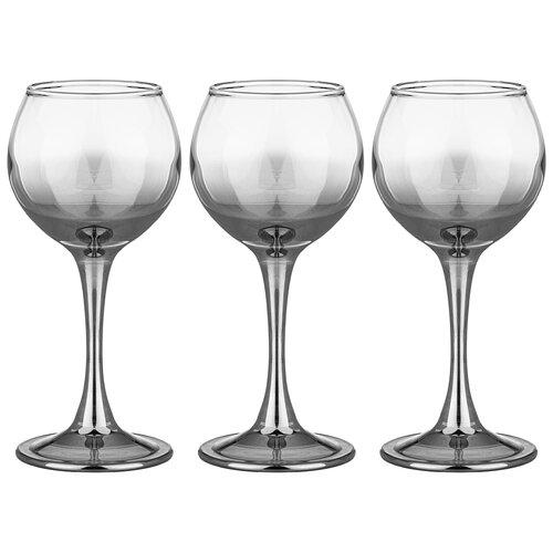 Набор рюмок из 6 шт графитовый омбре 65 мл Lefard (194-479) набор стаканов glasstar графитовый омбре 310 мл 6 шт