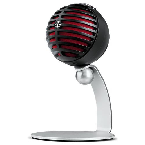 Микрофон Shure Motiv MV5-DIG, черный
