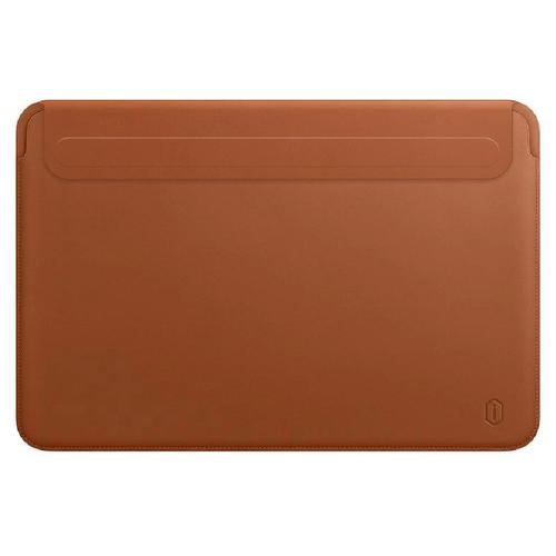 Чехол WIWU Skin New Pro 2 Leather Sleeve 13,3 для MacBook Air 13 (Brown)