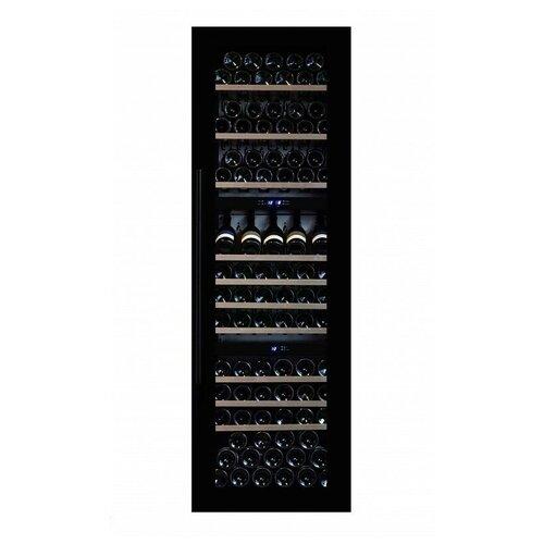 Встраиваемый винный шкаф Dunavox DX-89.246TB встраиваемый винный шкаф dunavox dx 166 428dbk