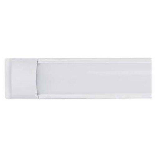 Светодиодный светильник In Home SPO-108 (36Вт 6500К 2700Лм), 119.2 х 7.5 см светодиодный светильник без эпра llt spo 110 opal 36вт 6500к 2750лм 120 х 6 1 см