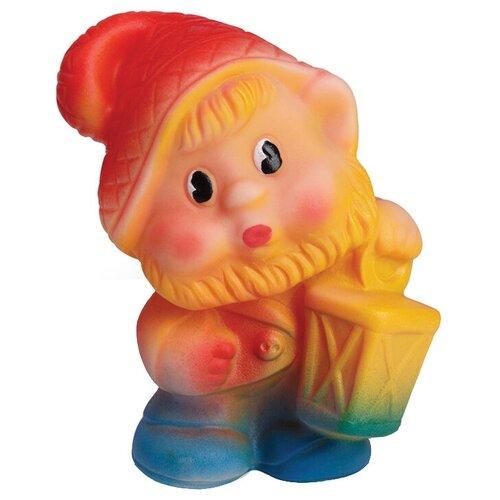 Фото - Игрушка для ванной ОГОНЁК Гномик Кнопка (С-480) красный/синий/желтый игрушка для ванной огонёк утенок с 355 желтый красный