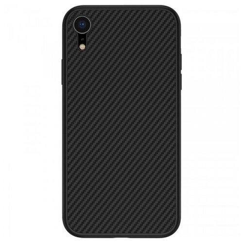 Nillkin Synthetic Fiber Чехол из синтетического волокна для iPhone XR чехол для iphone 7 plus nillkin synthetic fiber черный