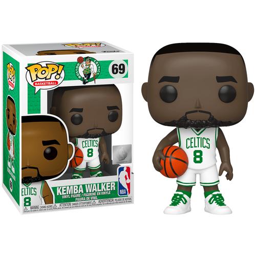 Фигурка Funko POP NBA: Кемба Уокер - Boston Celtics