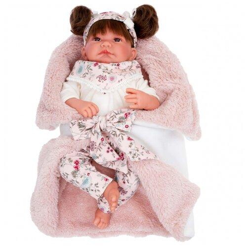 Фото - Кукла Antonio Juan Сильвия в розовом, 40 см, 3310 кукла antonio juan антония в розовом 40 см 3376p