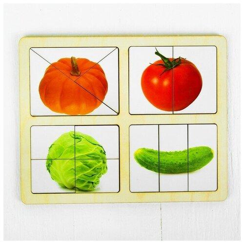 Smile Decor Разрезные картинки «Овощи-1»
