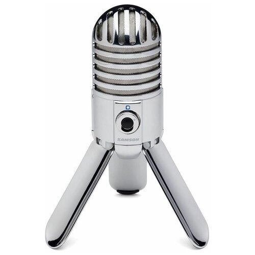 Микрофон Samson Meteor Mic USB