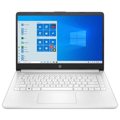 "Ноутбук HP 14s-dq2004ur (Intel Pentium 7505 2000MHz/14""/1920x1080/8GB/512GB SSD/Intel Iris Xe Graphics/Windows 10 Home) 2X1N7EA ярко-белый"