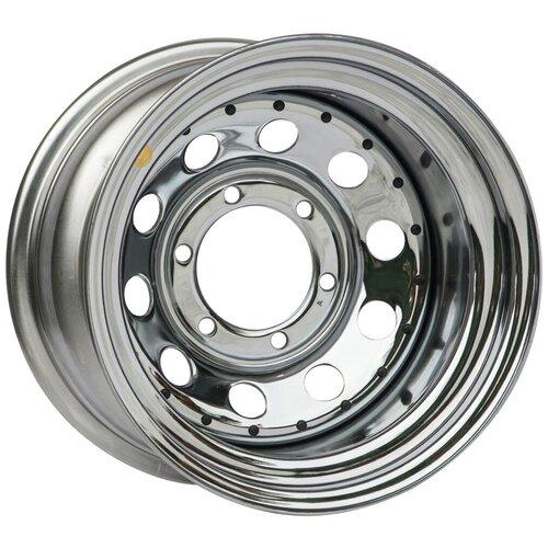 Фото - Колесный диск OFF-ROAD Wheels 1680-61466CH-10 8х16/6х114.3 D66 ET-10 колесный диск legeartis ns54 6 5x17 5x114 3 d66 1 et45 mb