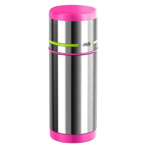 Классический термос EMSA Mobility Kids, 0.35 л розовый/зеленый