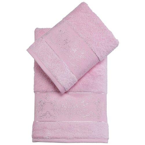 KARNA Набор полотенец Pandora светло-розовый