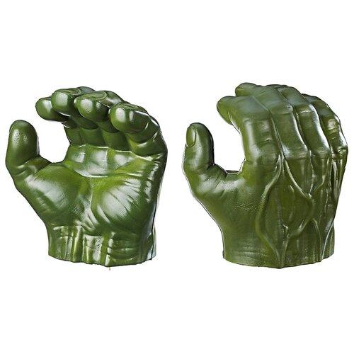 Амуниция Hasbro Avengers Кулаки Халка (E0615)