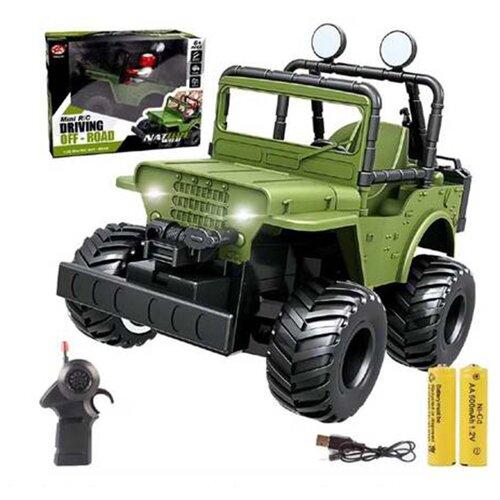 Купить Машина р/у Наша Игрушка 4 канала, свет, аккумулятор, USB шнур (8880E), Наша игрушка, Радиоуправляемые игрушки