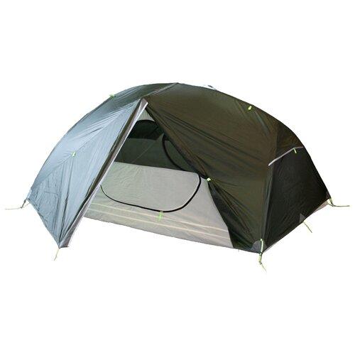 Палатка Tramp CLOUD 3 Si dark green