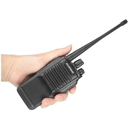 Рация BAOFENG BF-658pro / рация baofeng / рация на аккумуляторах / портативные рации / хорошая рация / рация цена / лучшие рации