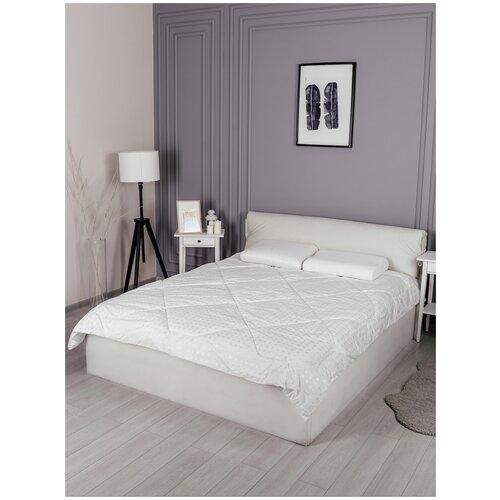 Одеяло Armos Бамбук 2 Тик, всесезонное, 170 х 205 см (белый) платье oodji ultra цвет красный белый 14001071 13 46148 4512s размер xs 42 170