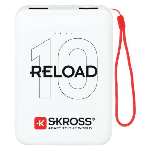 Портативное зарядное устройство RELOAD 10 (портативное зарядное устройство 10 000 мАч) 1.400130