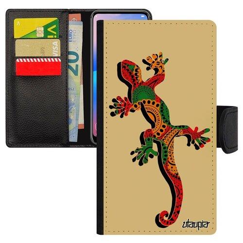 Чехол-книжка на мобильный Xiaomi Redmi note 6 Pro,