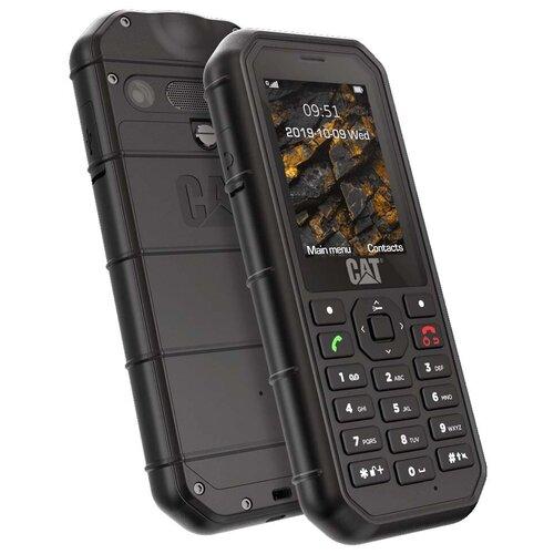 Телефон Caterpillar Cat B26, черный