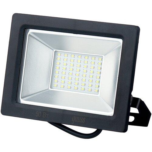 Прожектор светодиодный 50 Вт gauss 613100350 LED IP65 6500К