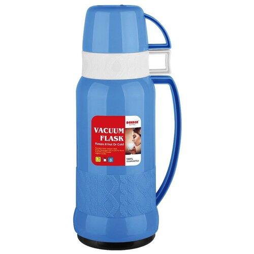 Классический термос Bekker Premium BK-4394, 1 л синий