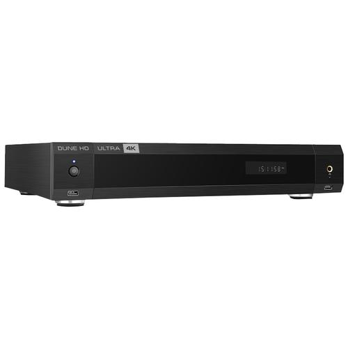 ТВ-приставка DUNE HD Ultra 4K, черный