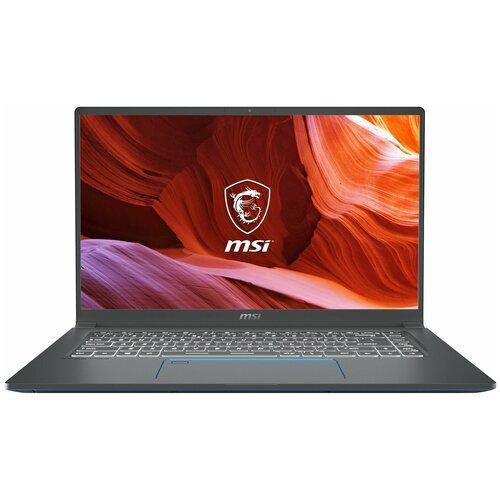 Фото - Ноутбук MSI Prestige 15 A10SC-213RU (9S7-16S311-213), серый ноутбук msi wf65 10tj 289ru 9s7 16r424 289 серый