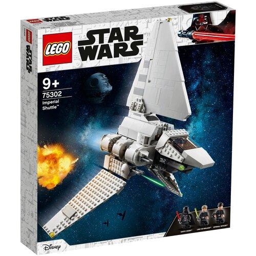 Фото - Конструктор LEGO Star Wars 75302 Имперский шаттл lego star wars книга идей