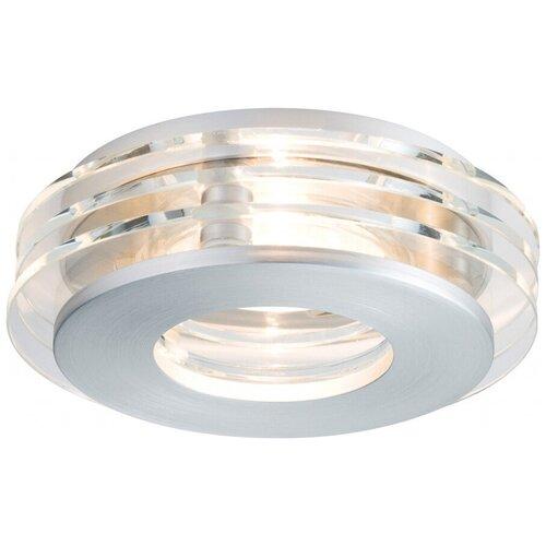 Встраиваемый светильник Paulmann 92728 3 шт. встраиваемый светильник paulmann 92704 3 шт