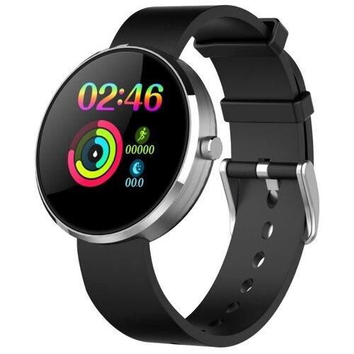 Умные часы Prolike PLSW5500, серебристый/черный