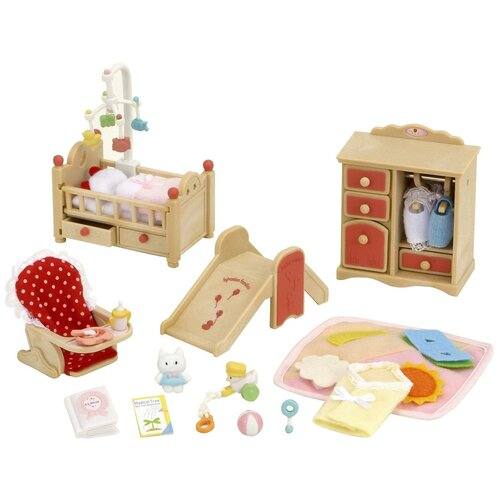 Игровой набор Sylvanian Families Детская комната 2954/5036