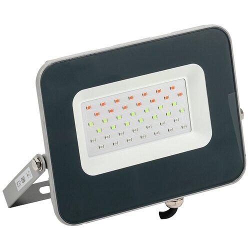 Прожектор светодиодный 30 Вт IEK СДО 07-30RGB