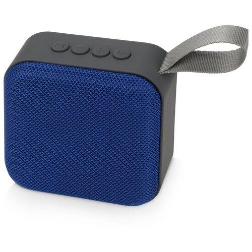 Портативная акустика Oasis Otto, синий/серый портативная акустика oasis ring красный