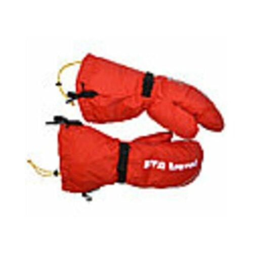 Варежки пуховые BVN Спорт-3, размер XS, красные