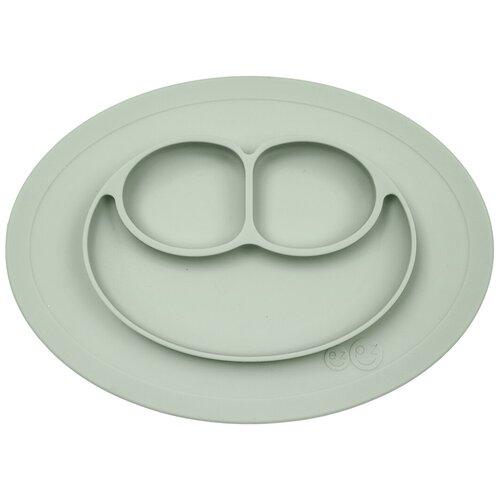 Купить Тарелка EZPZ Mini mat, sage, Посуда