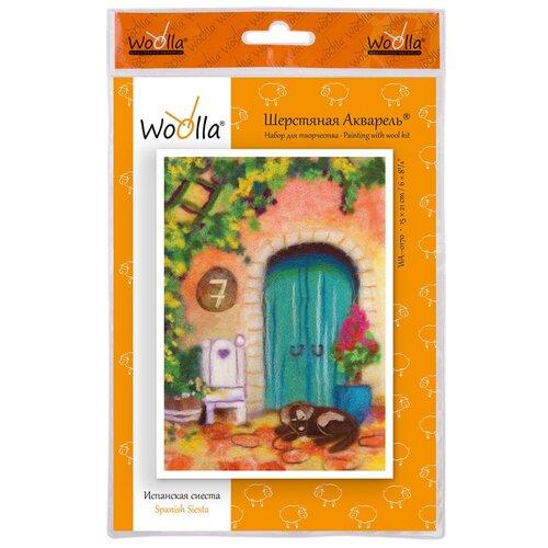 Купить Woolla WA-0170 набор Испанская сиеста ., Валяние